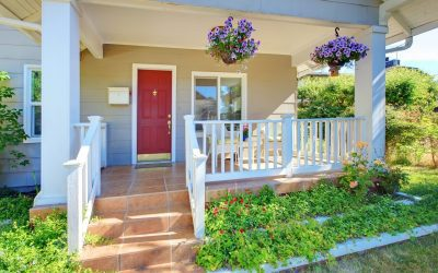 4 Ways to Improve Curb Appeal